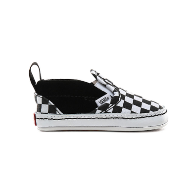 VANS Checker Slip-on V Crib Baby productafbeelding