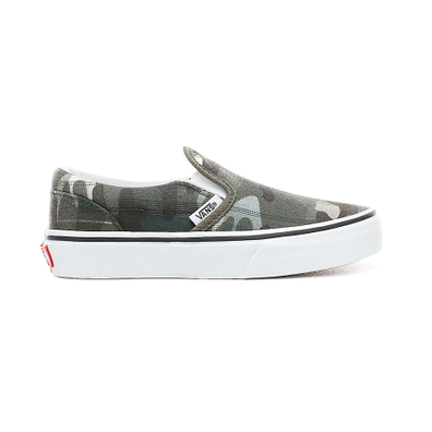 VANS Plaid Camo Classic Slip-on  productafbeelding