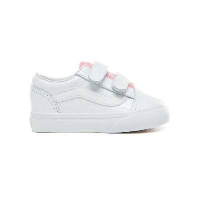 VANS White Giraffe Old Skool V  productafbeelding