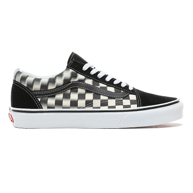 VANS Blur Check Old Skool  productafbeelding
