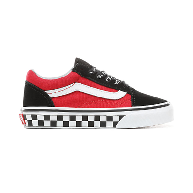 VANS Kids Logo Pop Old Skool  productafbeelding