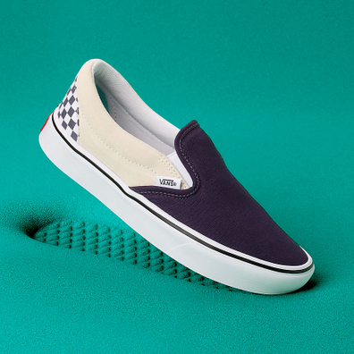 VANS Checkerboard Comfycush Slip-on  productafbeelding