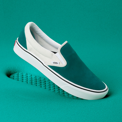 VANS Two Tone Comfycush Slip-on  productafbeelding