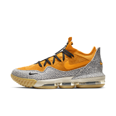 Nike Lebron 16 Low AC 'Safari' productafbeelding