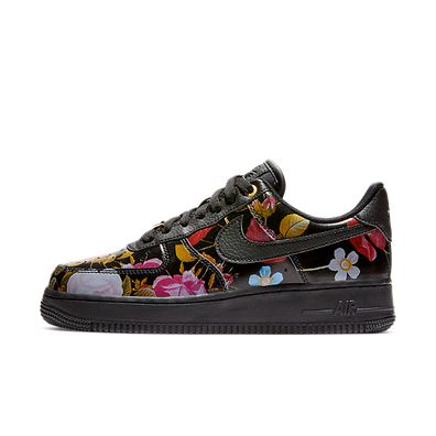 Nike Wmns Air Force 1 '07 LXX 'Black Floral' productafbeelding