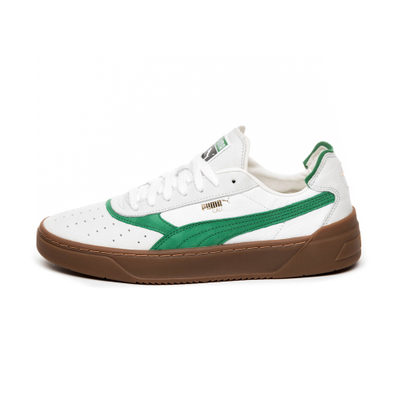 Puma Cali-0 Vintage (Puma White / Amazon Green / Gum) productafbeelding