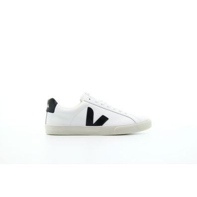 "Veja Esplar Leather ""Extra White Black"" productafbeelding"