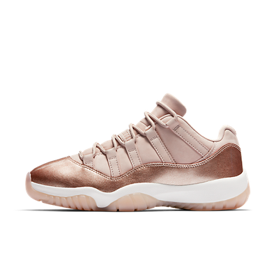 Air Jordan 11 Low 'Rose Gold' productafbeelding