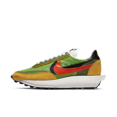 the best attitude 858d2 3e285 Sacai X Nike LDWaffle  Green