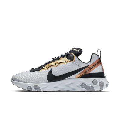Nike React Element 55 'Gold Ranger' productafbeelding