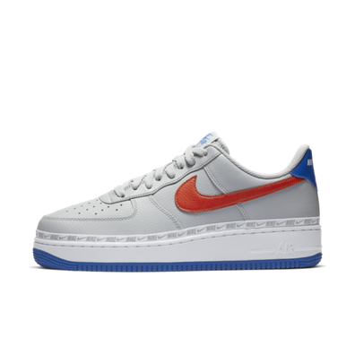 Nike Air Force 1 '07 LV8 Overbranded 'Wolf Grey' productafbeelding