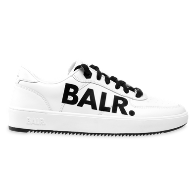 BALR. Logo Sneakers White productafbeelding