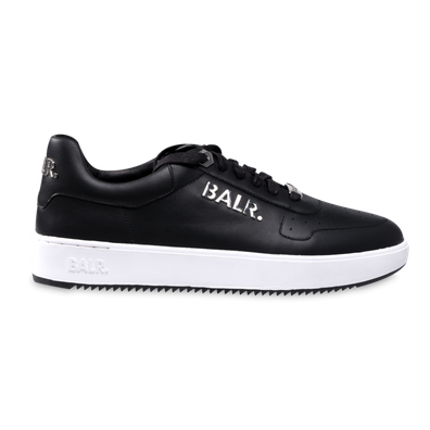 BALR. Metal Logo Sneakers Black/White productafbeelding