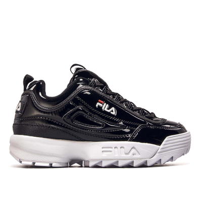 Fila Wmn Disruptor M Low Black productafbeelding