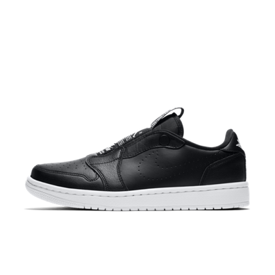 Air Jordan 1 WMNS Retro Low Slip-On 'Black' productafbeelding