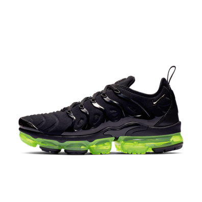 Nike Air VaporMax Plus 'Black Volt' productafbeelding