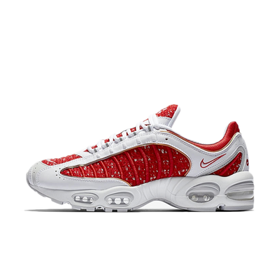 Supreme X Nike Air Max Tailwind 'White' productafbeelding