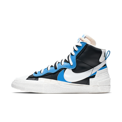 Sacai X Nike Blazer High 'University Blue' productafbeelding