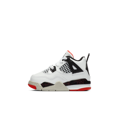 Air Jordan 4 Retro TD 'Bright Crimson' productafbeelding