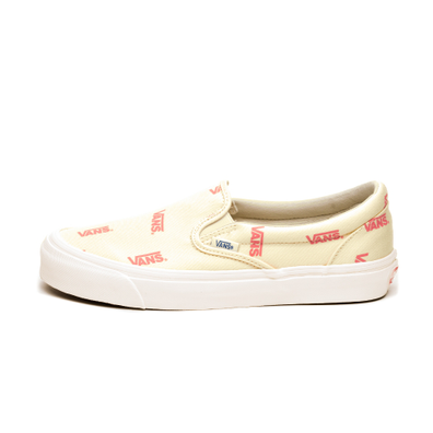 Vans OG Classic Slip-On (Rutabaga / Calypso Coral) productafbeelding