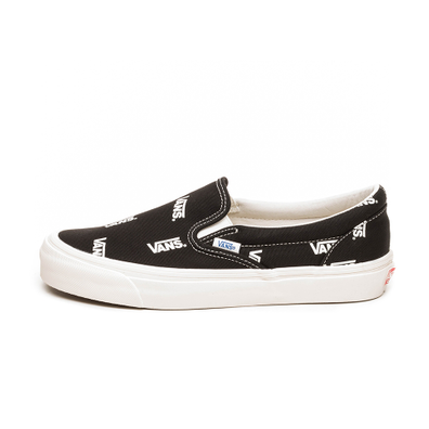 Vans OG Classic Slip-On (Black / Marshmallow) productafbeelding