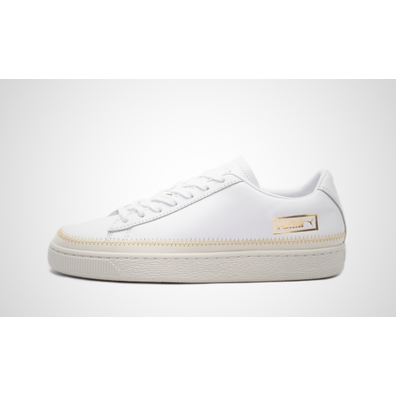 Puma Basket Trim Metallic Wn's productafbeelding
