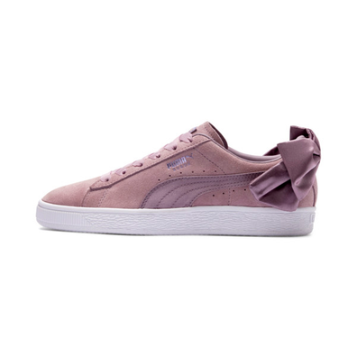Puma Suede Bow Womens Sneakers productafbeelding