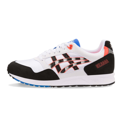 Asics Gel Saga White / Black / Red productafbeelding