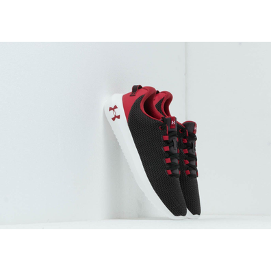 Under Armour Ripple Black/ Red productafbeelding