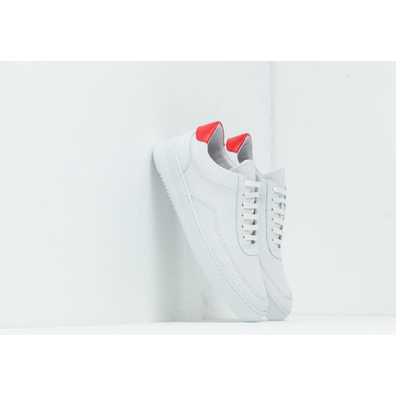 Filling Pieces Low Mondo Ripple Nardo Block White productafbeelding
