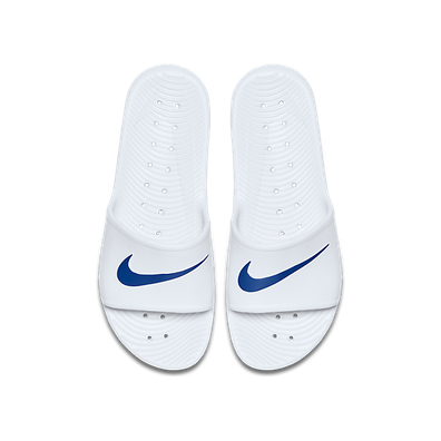 Nike Kawa Shower White/ Blue Moon productafbeelding