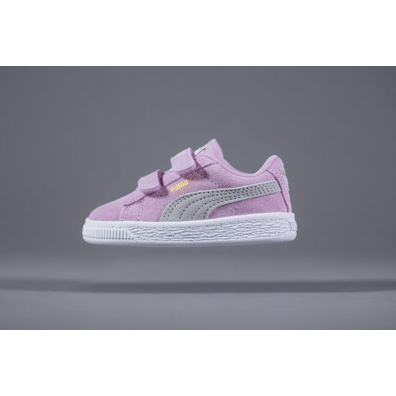 Puma Suede Classic Kids Pink productafbeelding