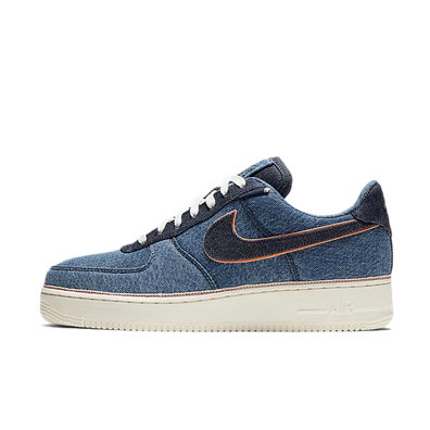 3x1 X Nike Air Force 1 '07 Premium 'Selvedge Denim' productafbeelding