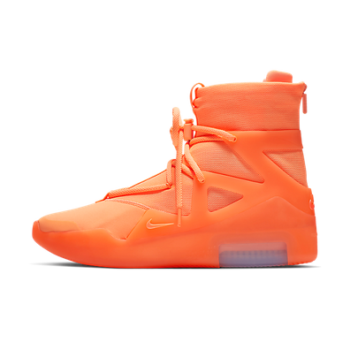 Nike Air Fear Of God 1 'Orange Pulse' productafbeelding