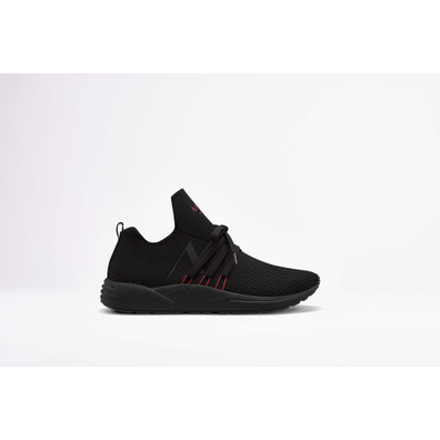 Arkk Raven FG 2.0 S-E15 Triple Black Burnt Red productafbeelding