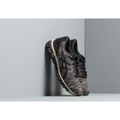 Asics Gel-Quantum 360 Knit 2 Feather Grey/ Black productafbeelding