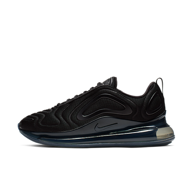 Nike Air Max 720 'Triple Black' productafbeelding