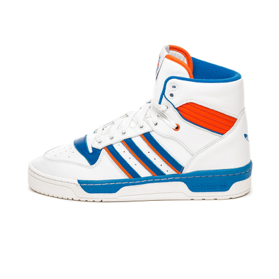 adidas Rivalry (Crystal White / Blue / Orange) productafbeelding