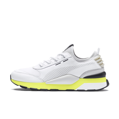 Puma RS-0 'White/Yellow' productafbeelding