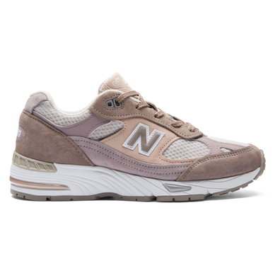 "New Balance W991LGS - Made in England ""Blush Pack"" productafbeelding"