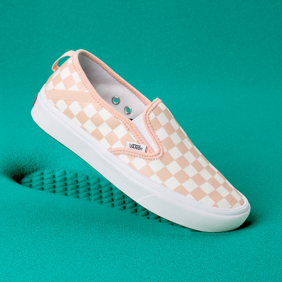 VANS Checker Comfycush Slip-on Sf  productafbeelding
