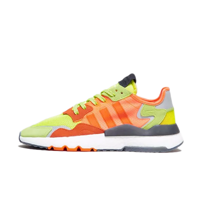 adidas Nite Jogger 'Orange & Yellow' - Size? Exclusive productafbeelding