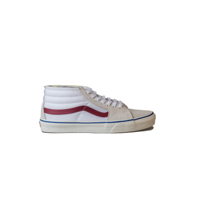 Vans Sk8-Mid Foam True White / Marshmallow productafbeelding
