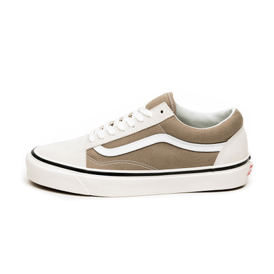 Vans Old Skool 36 DX *Anaheim Factory* (OG White / OG Birch) productafbeelding