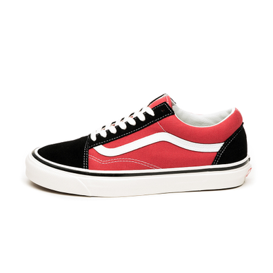 Vans Old Skool 36 DX *Anaheim Factory* (OG Black / OG Red) productafbeelding