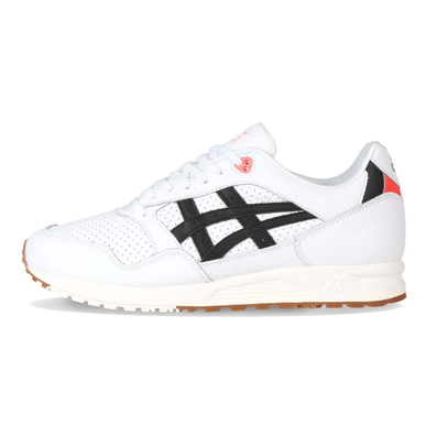Asics Gel Saga White / Black / Gum productafbeelding