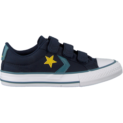 Converse Star Player 3v Ox Obsidian productafbeelding