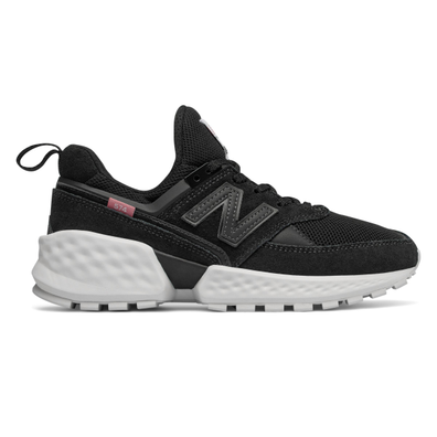 New Balance 574 Black/ White productafbeelding