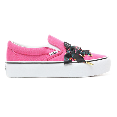 VANS Oversized Lace Slip-on Platform productafbeelding