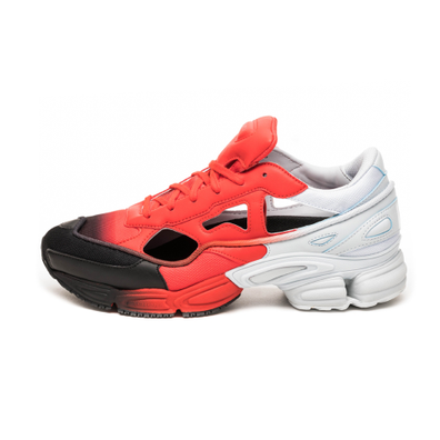 adidas x Raf Simons Replicant Ozweego (Halo Blue / Red / Red) productafbeelding